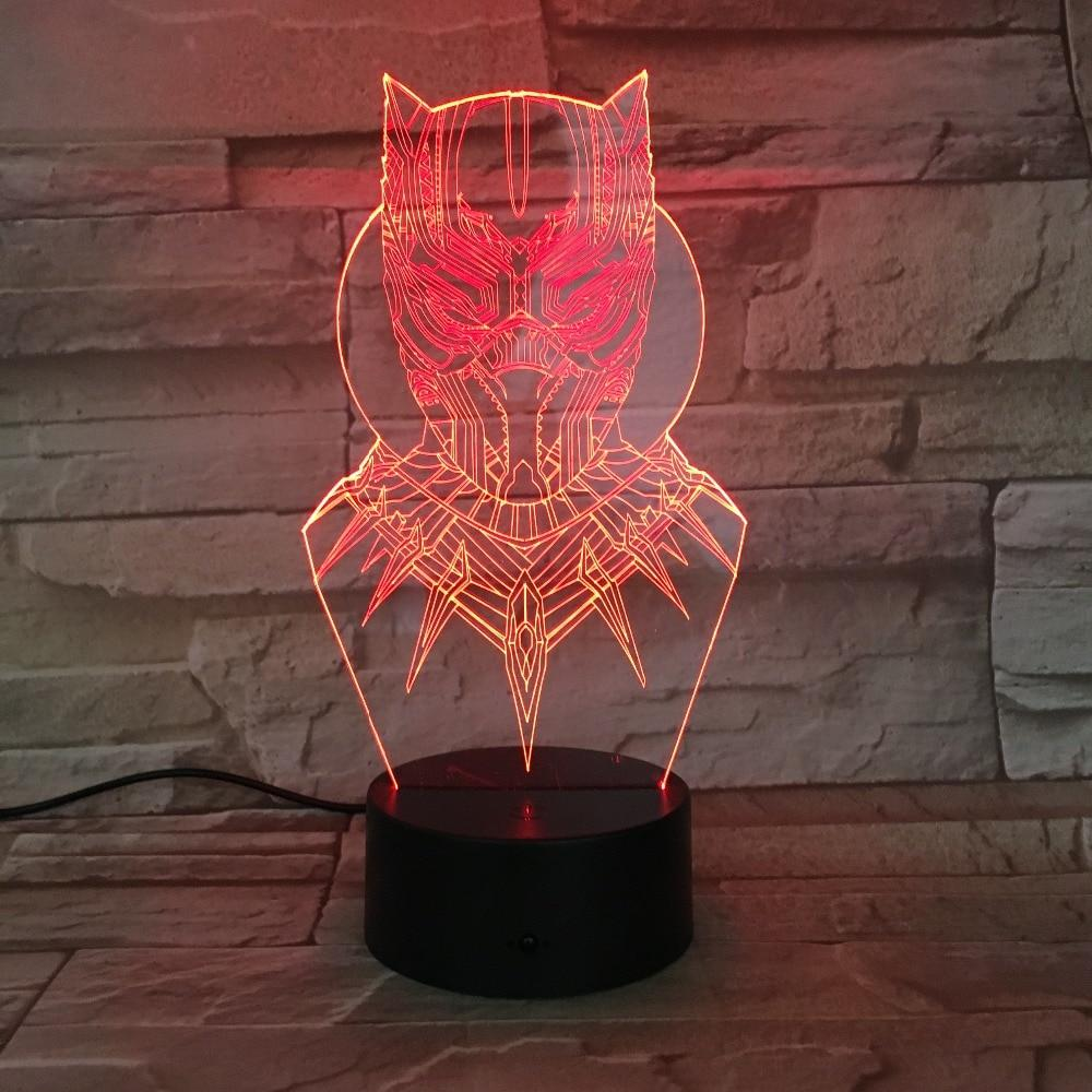 3D LED Black Panther Night Light USB Touch Luminous Super Hero Thor Desk Lamp Kids Bedroom 8edcce6a a597 458f bed2 cfbcefe9d545 - Homepage