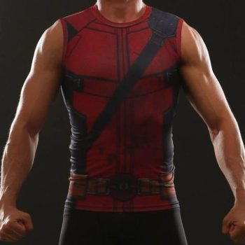 Deadpool 2 Dry-Fit Tank Top
