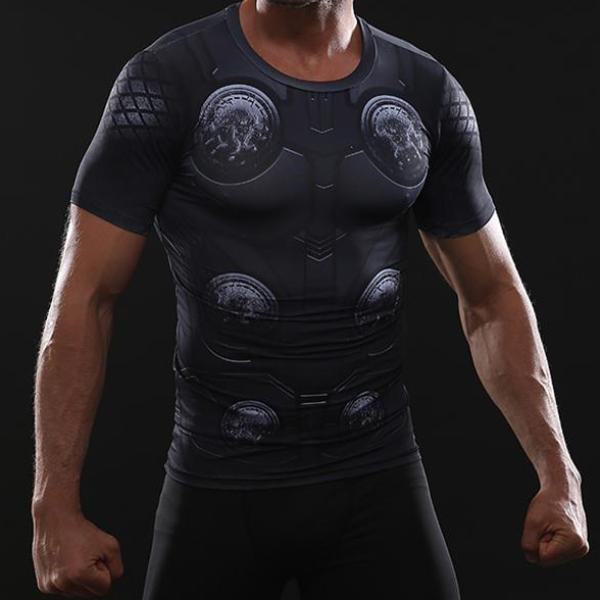 Thor Infinity War Dry-Fit Shirt