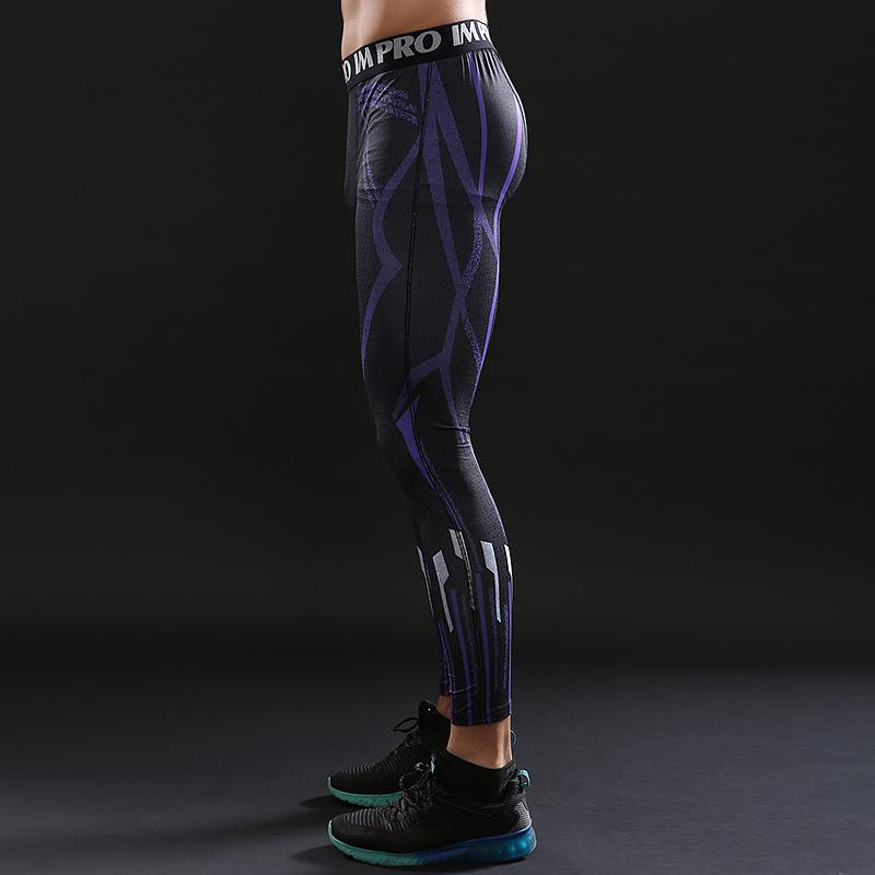 Black Panther Infinity War Dry-Fit Pants