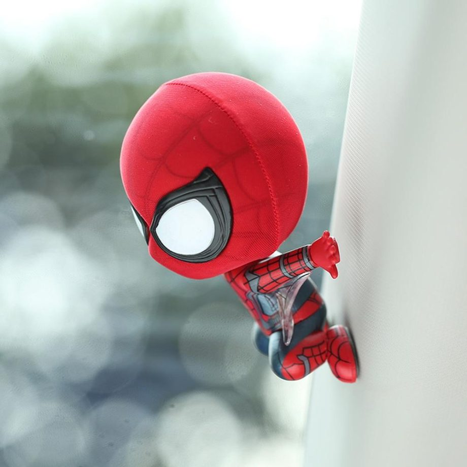 Spiderman Window Toy