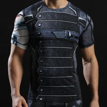 Winter Soldier Dry-Fit Shirt