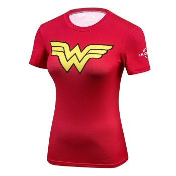 Wonder Woman Women's Compression Shirt