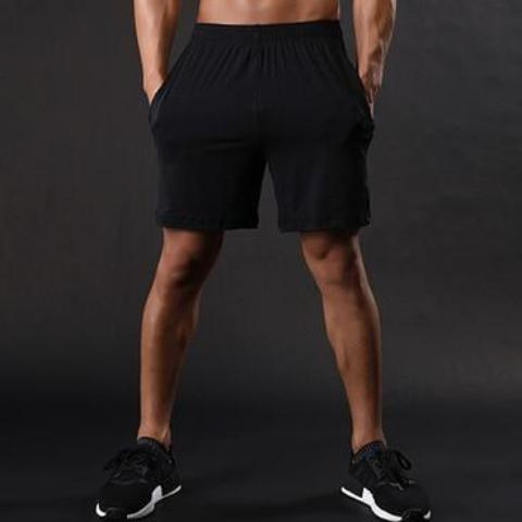 Quick-Dry Jogger Shorts