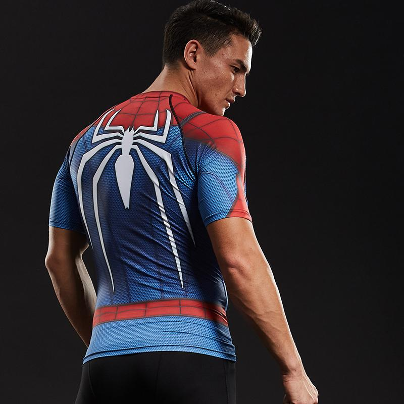 Spider-Man Dry-Fit Shirt
