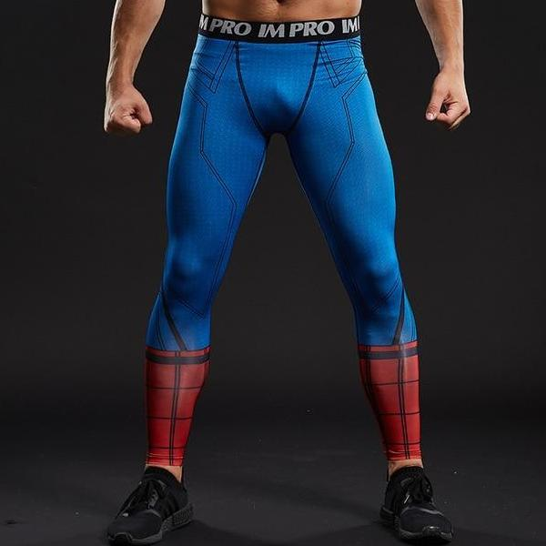 Spiderman Dry-Fit Pants
