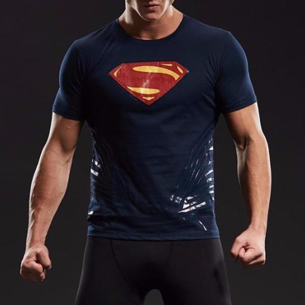 Superman Dry-Fit Shirt