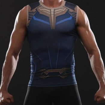 Thanos Infinity War Dry-Fit Tank Top