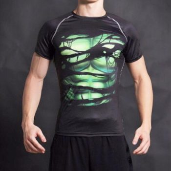 Hulk Alter Ego Dry-Fit Shirt