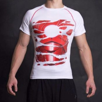 Iron Man Alter Ego Dry-Fit Shirt