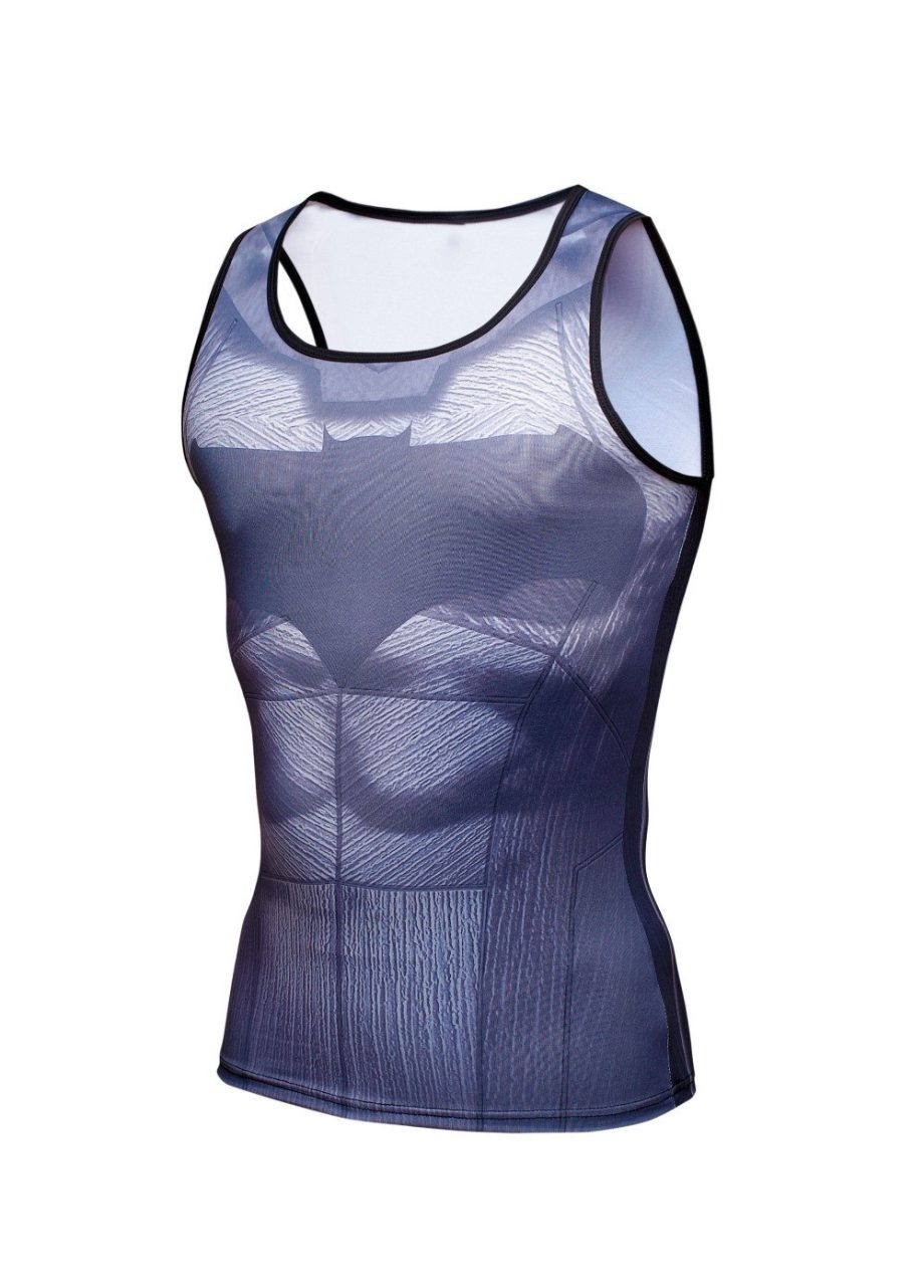 Batman Dry-Fit Tank Top