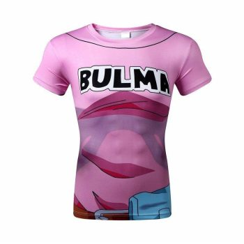 Bulma Dry-Fit Shirt