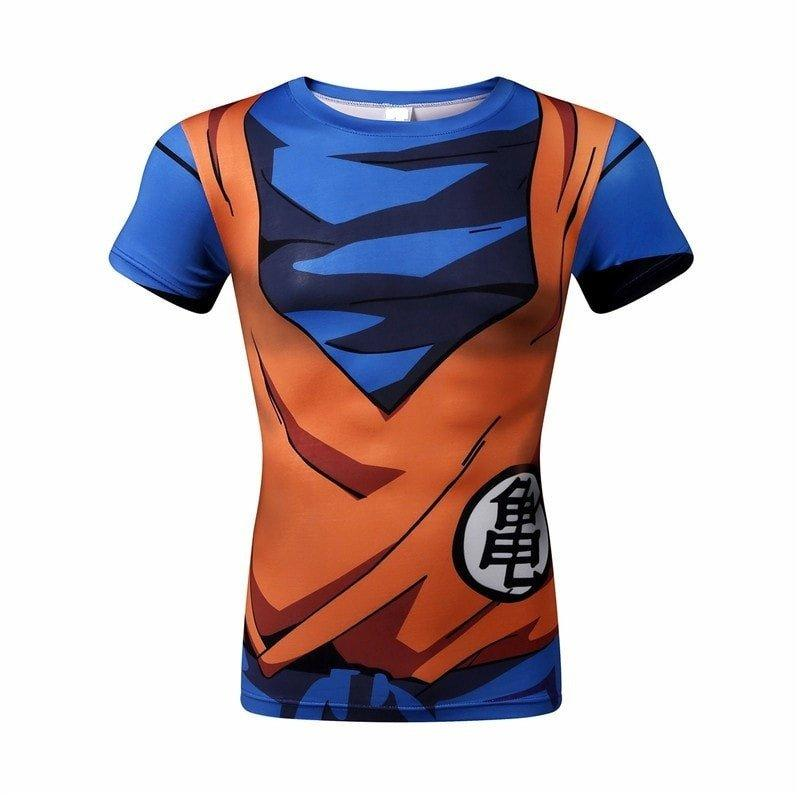 Goku Gi Dry-Fit Shirt