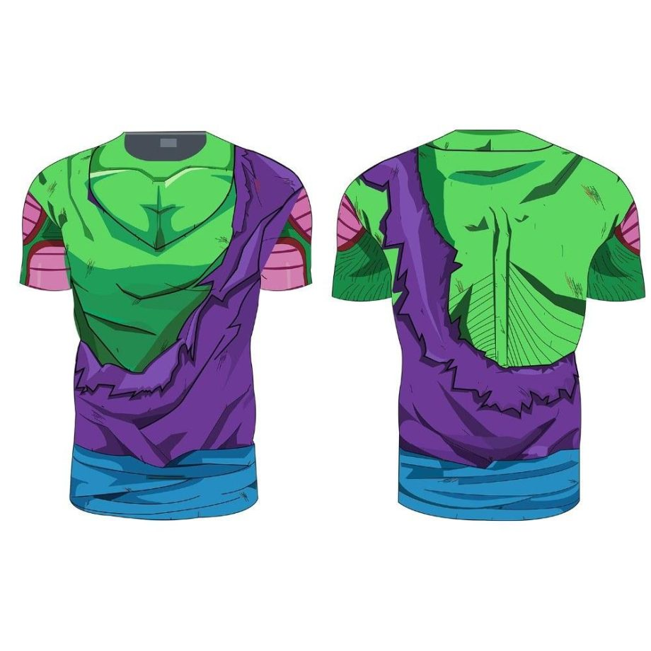 Piccolo Battle Torn Dry-Fit Shirt