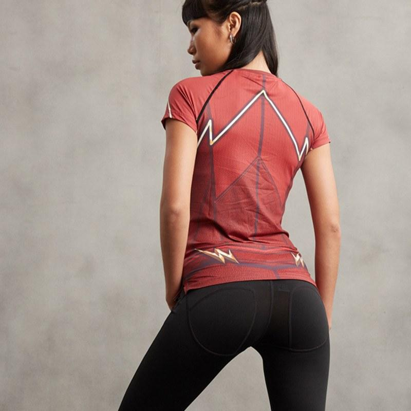 Flash Women's Dry-Fit Tee