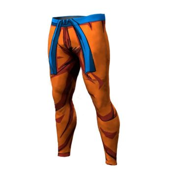 Goku Battle Dry-Fit Pants