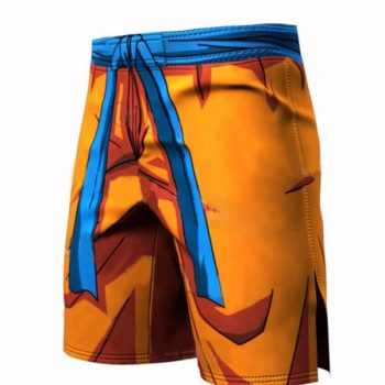 Goku Dry-Fit Shorts