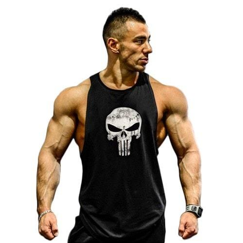 Punisher Tank Top Singlet