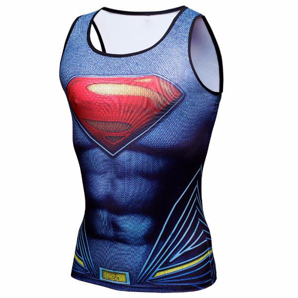 Superman Compression Tank Top