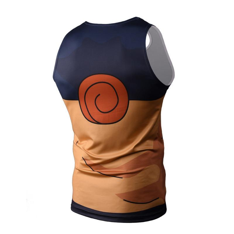 Naruto Dry-Fit Tank Top