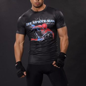 The Amazing Spider-Man Dry-Fit Tee