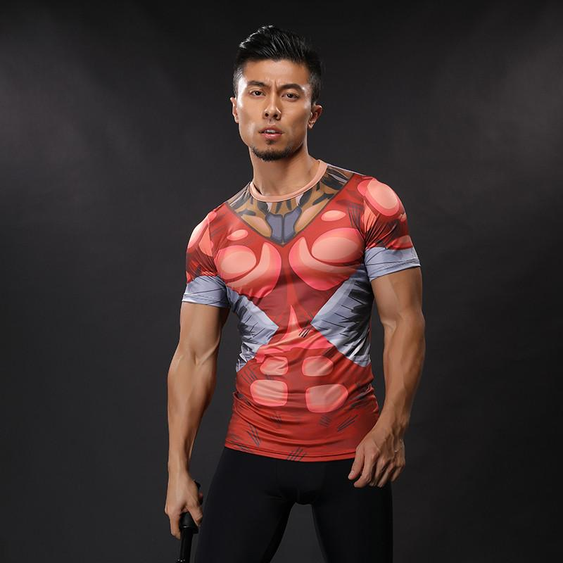 X-Men Gold Colossus Dry-Fit Tee