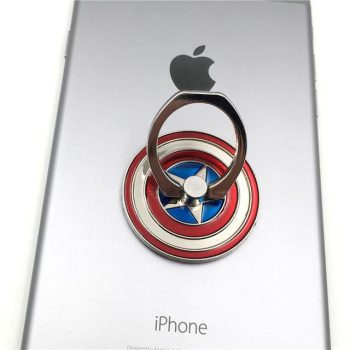 Super Hero SmartPhone Ring Stand