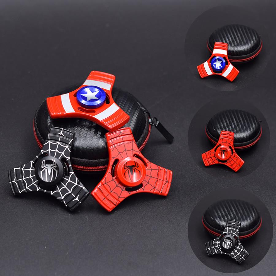Marvel Fidget Spinners