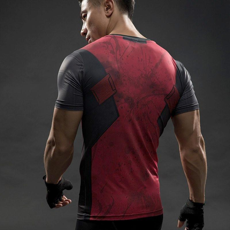 Deadpool Dry-Fit Shirt
