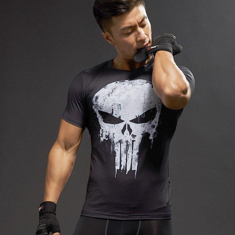 Punisher Dry-Fit Tee