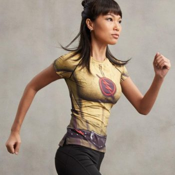 Reverse Flash Women's Compression Tee