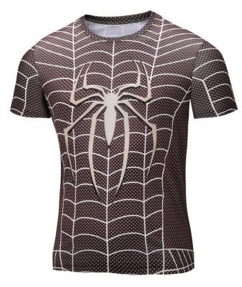 Spiderman Compression Shirt