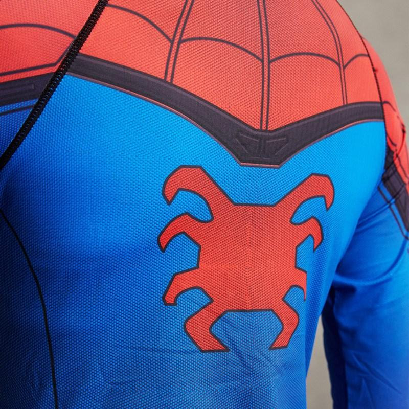 Spiderman Women's Compression Tee