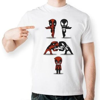 Spiderman Venom Fusion Tee
