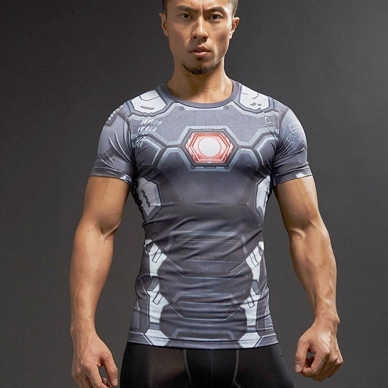 War Machine Compression Shirt