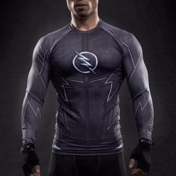 Zoom Long Sleeve Compression Shirt