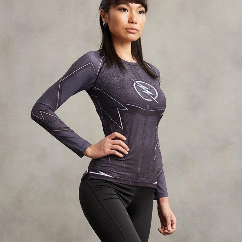 Zoom Women's Long Sleeve Compression Tee