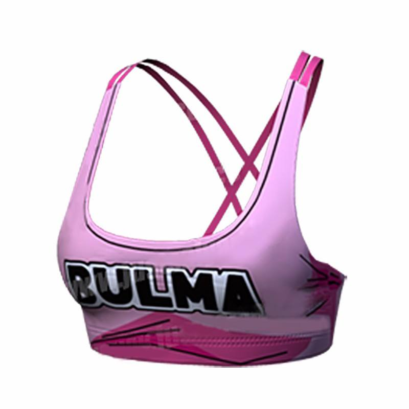 Bulma Dry-Fit Sports Bra