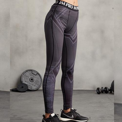 Black Panther Women's Dry-Fit Leggings