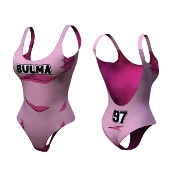 Bulma Dry-Fit One Piece Swimsuit